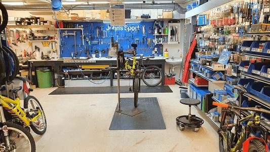 cykel verkstad
